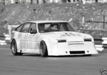 Rover SD1 Thundersaloon Brands Hatch 1987 Jim Mensley